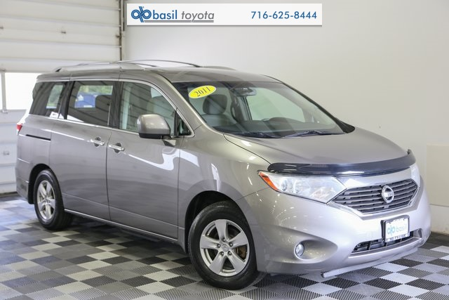 Pre Owned 2011 Nissan Quest 35 Sv 4d Passenger Van In Lockport