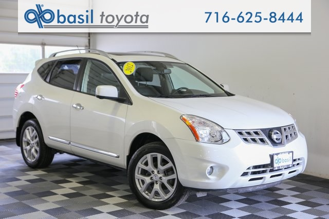 Pre Owned 2012 Nissan Rogue SL