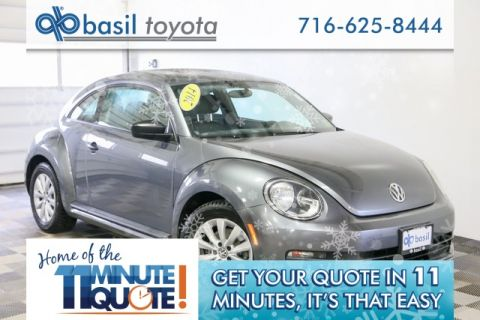 Pre-Owned 2014 Volkswagen Beetle 2.5L Entry